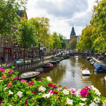 Амстердам – Київ