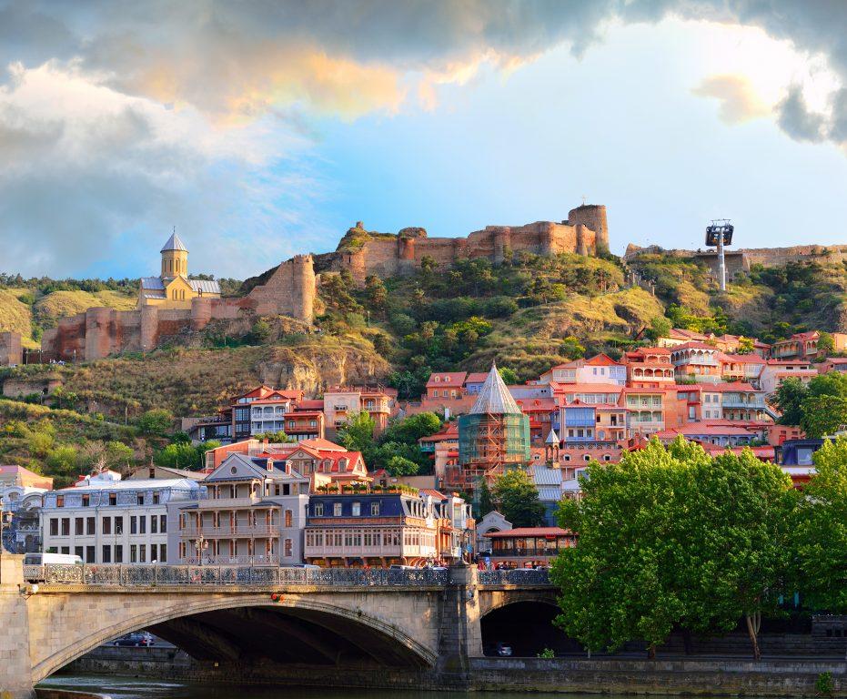 тбилиси старый город