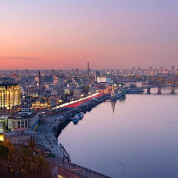Киев — Барселона