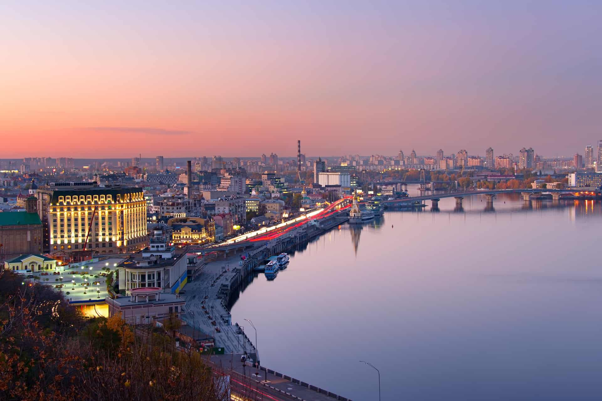 Kyiv – Nice