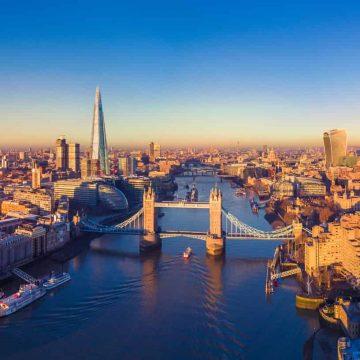 Лондон — Киев