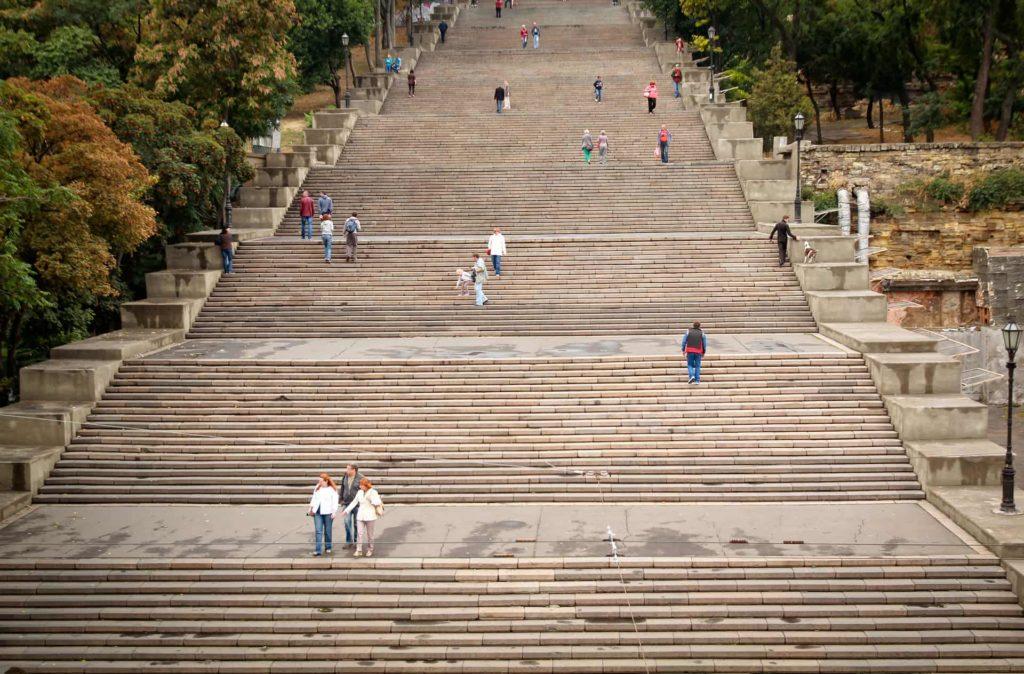 одесса потемкинская лестница
