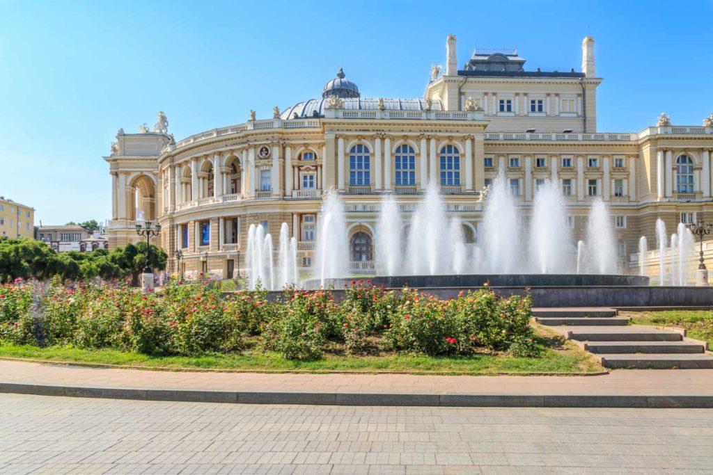 одесса театр оперы и балета