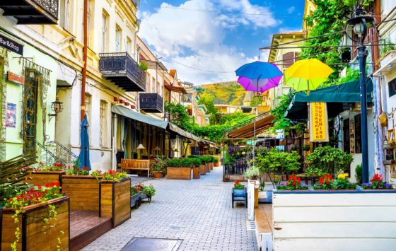 тбилиси улица