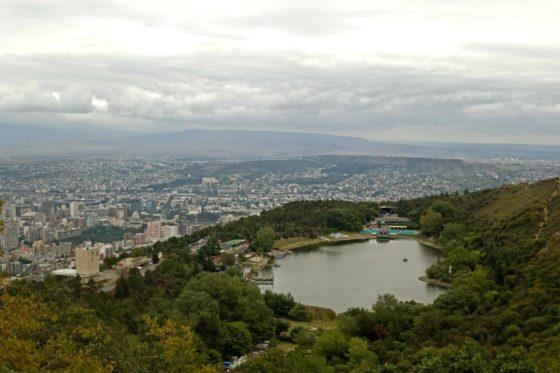 тбилиси черепашье озеро