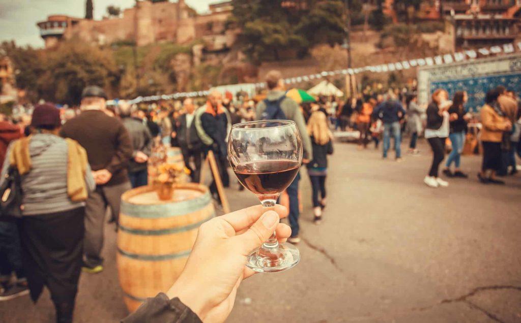 тбилиси дегустация вина