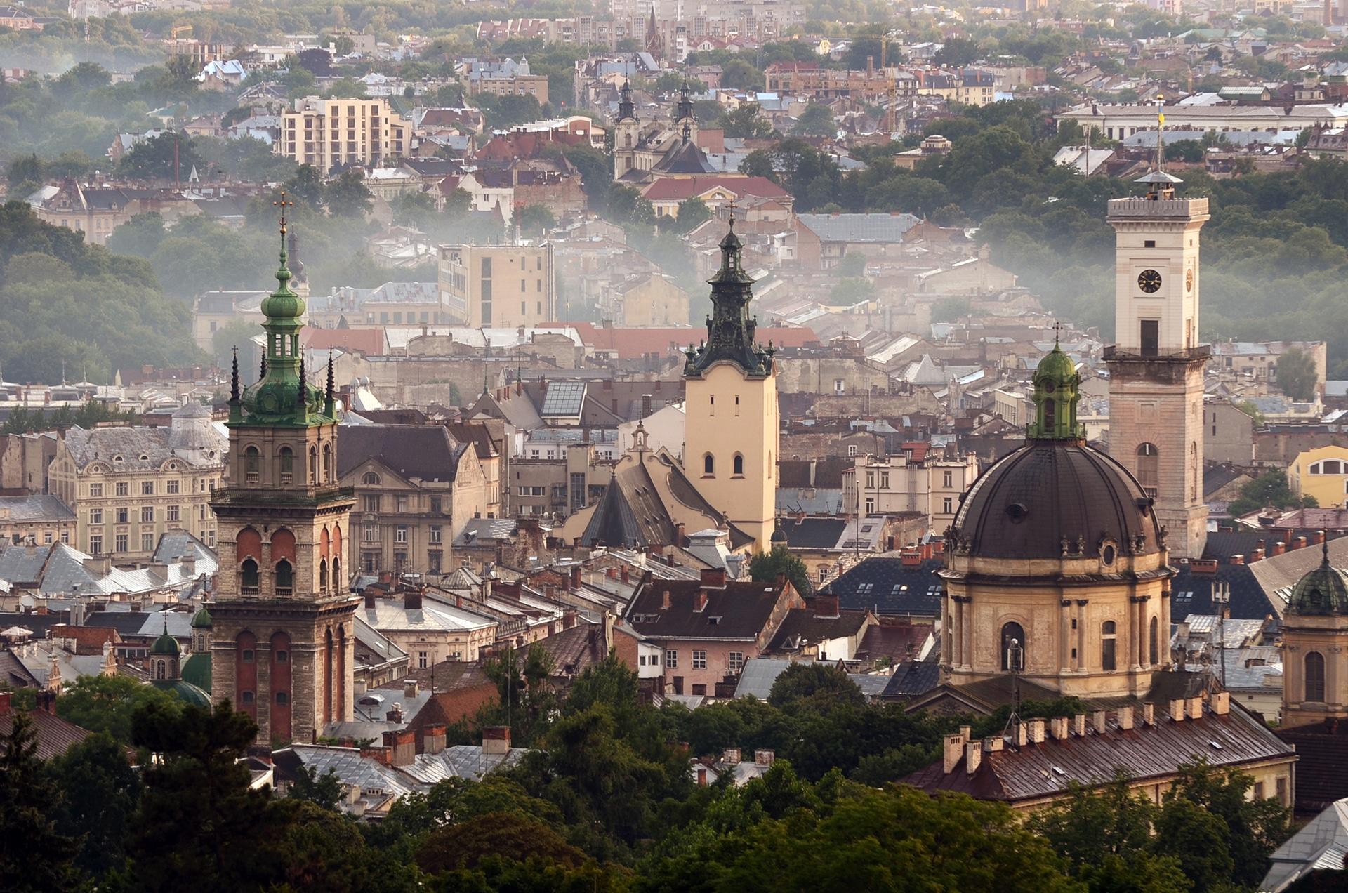 Lviv – Kyiv