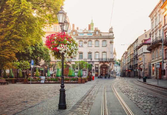 lviv streets