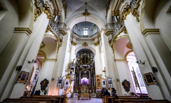 Lviv cathedral