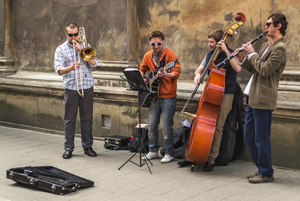 lviv street music