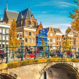 Дніпро – Амстердам