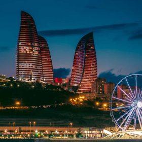 Днепр — Баку