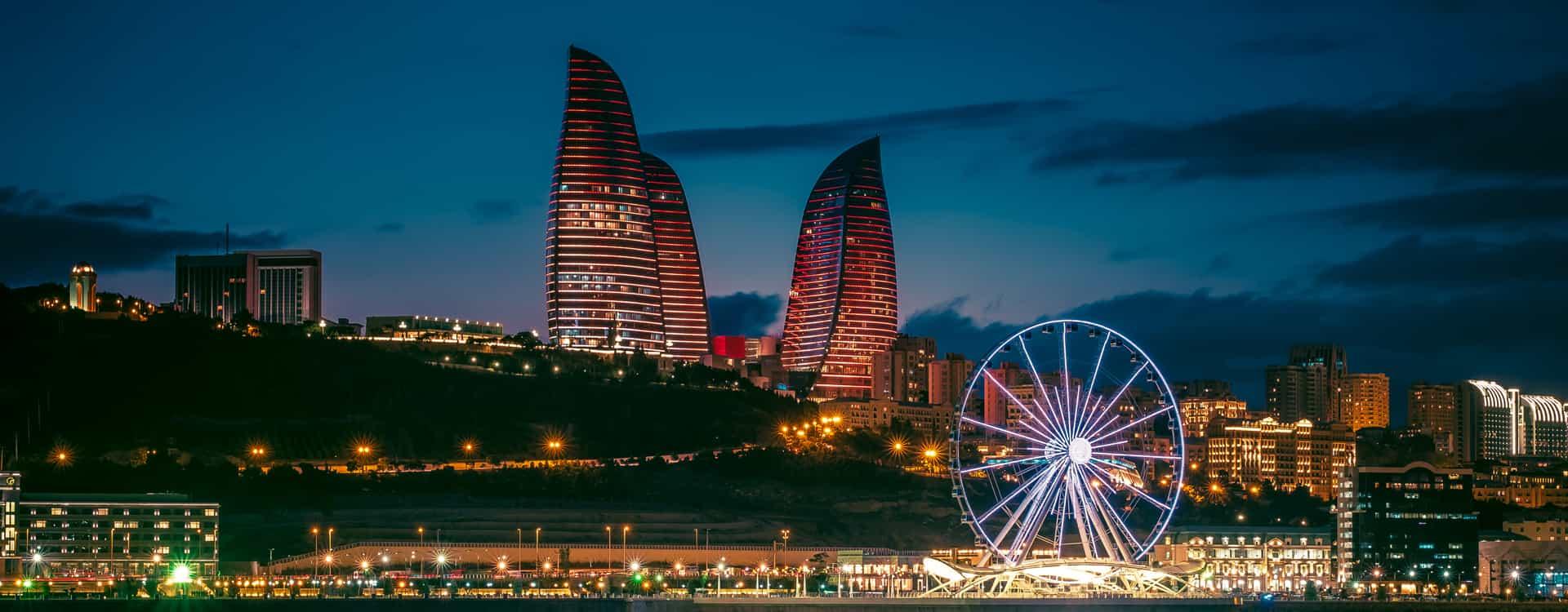 Львов — Баку