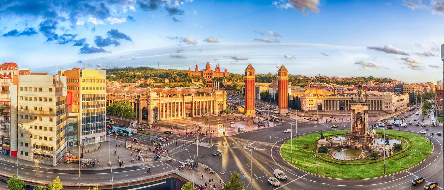 Харьков — Барселона