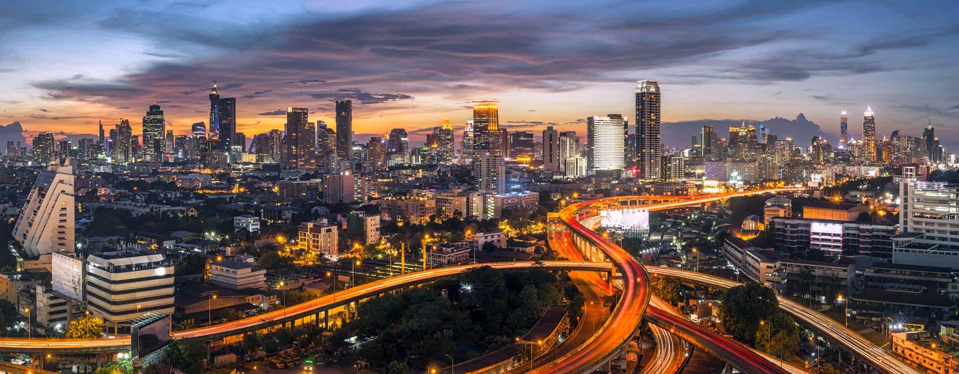 Днепр — Бангкок