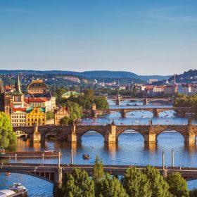 Дніпро – Прага