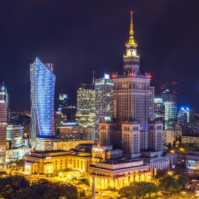 Днепр — Варшава