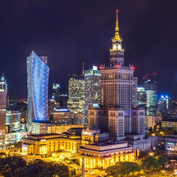 Dnipro – Warsaw