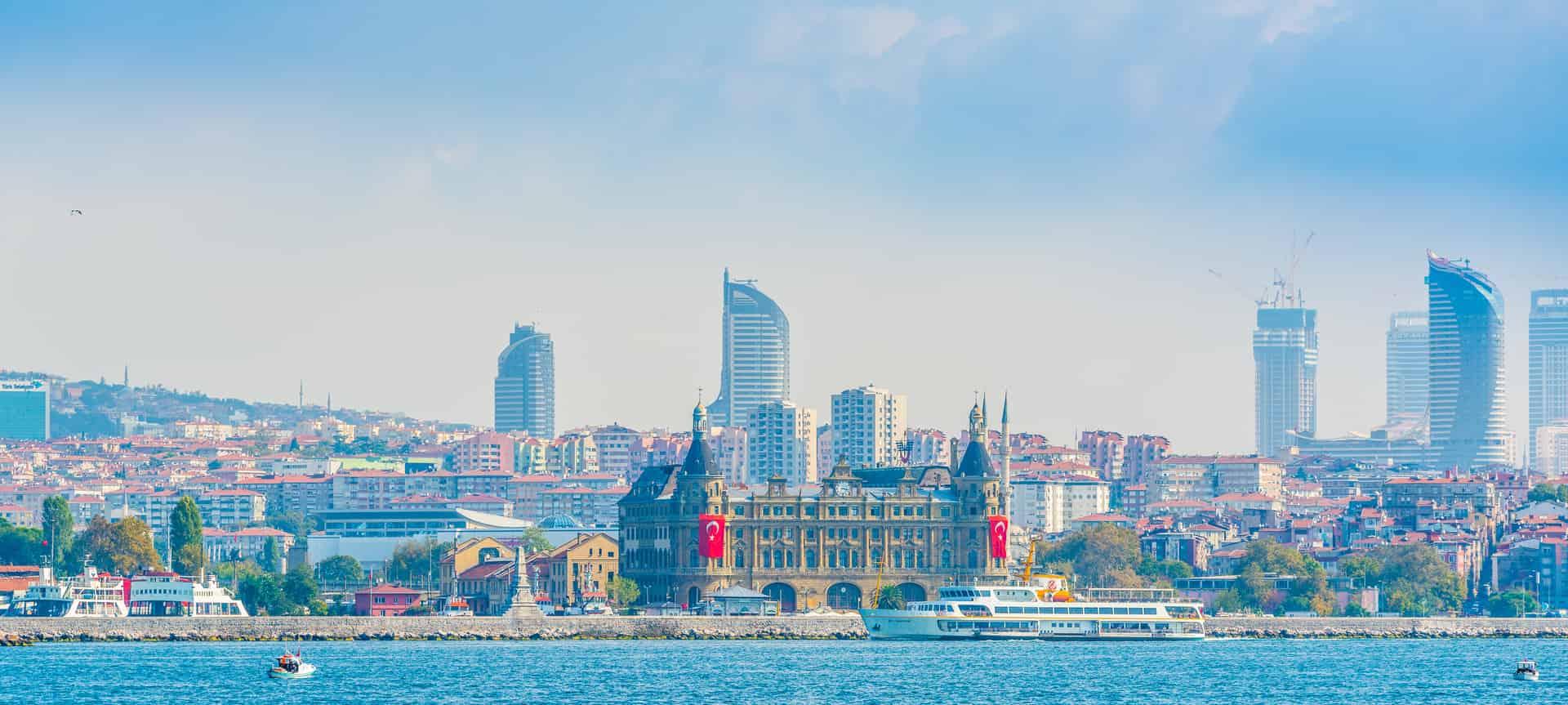 Днепр — Стамбул