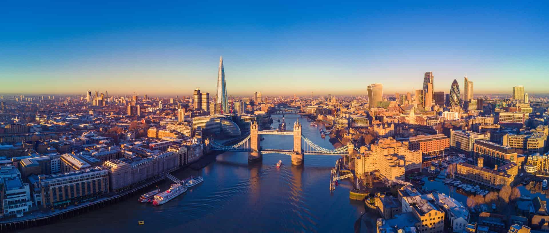 Dnipro – London