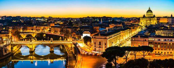 Odessa – Rome