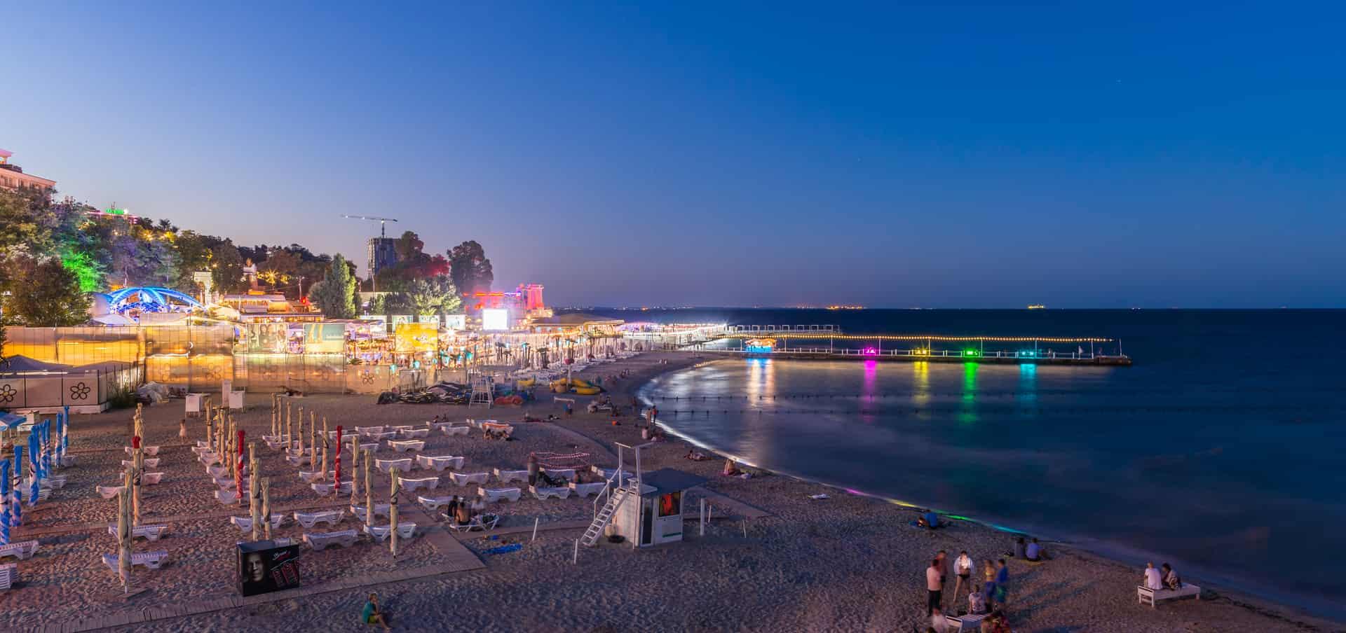 Баку — Одесса