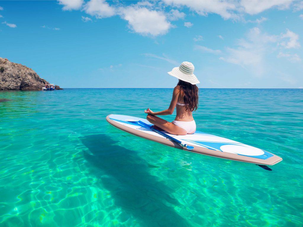 SUP-board-in-the-sea-near-the-island-min