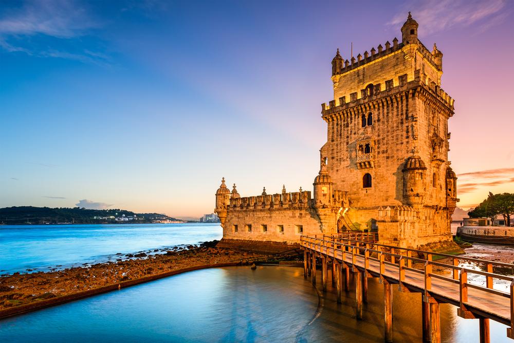 Belem-Tower, Lisbon