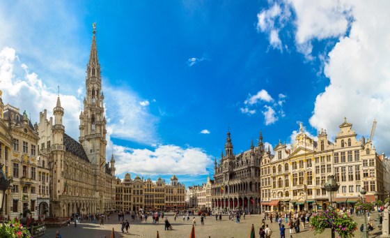 The-Grand-Place-in-Brussels