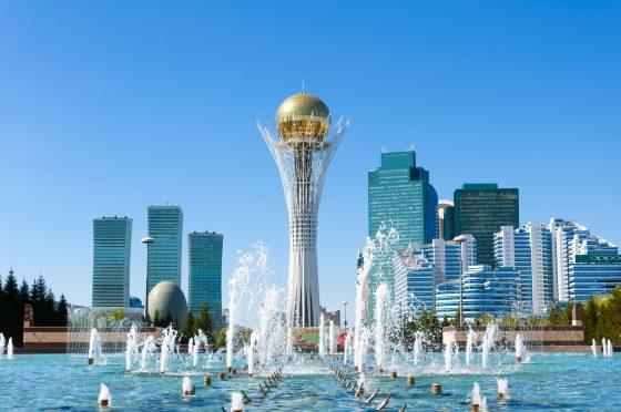 Baiterek-Tower-the-symbol-of-modern-Astana