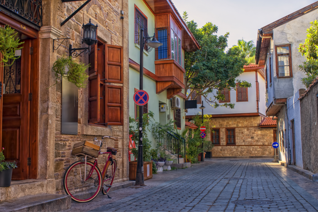 Streets-of-old-town-Kaleici