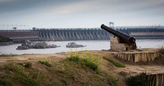 Dnieper-Hydroelectric-Station-min