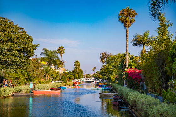Canals-of-Venice-in-California