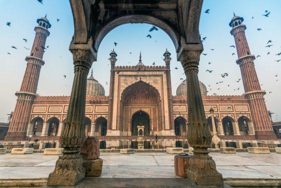 Jama-Masjid-Old-Delhi-India