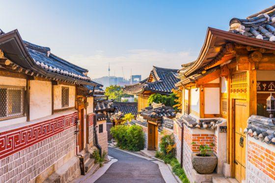 sunrise-bukchon-hanok-village-seoul