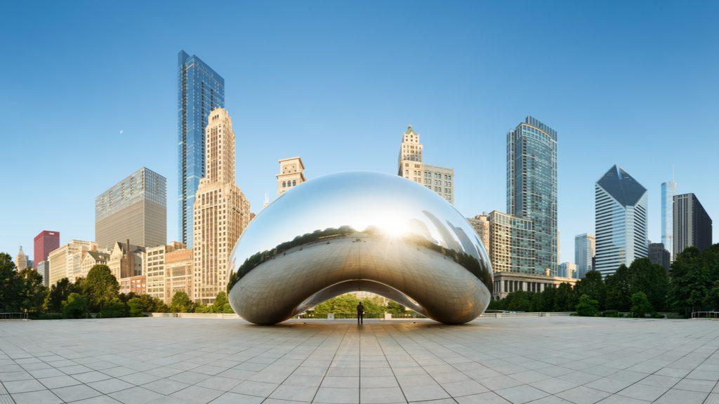 chicago-illinoisusajune-30-2013-panoramic-image