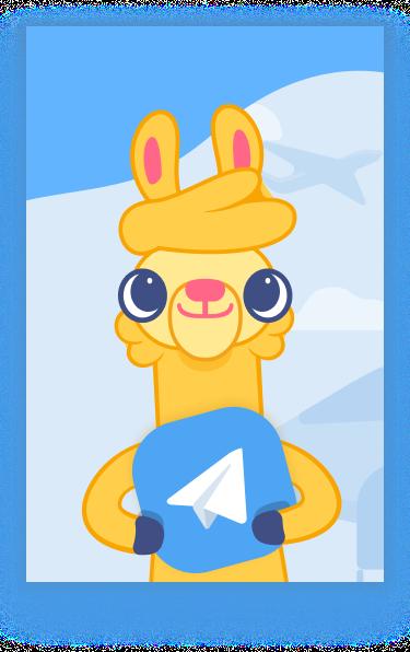 Crazy Llama TELEGRAM