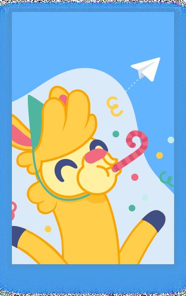 И еще Crazy Llama TELEGRAM