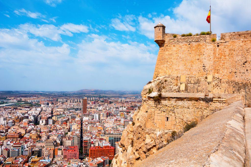 Alicante_castle