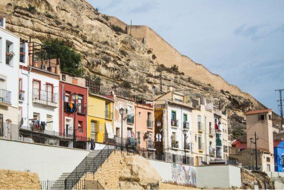 Alicante_districs