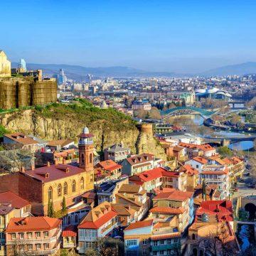 Тбилиси от
