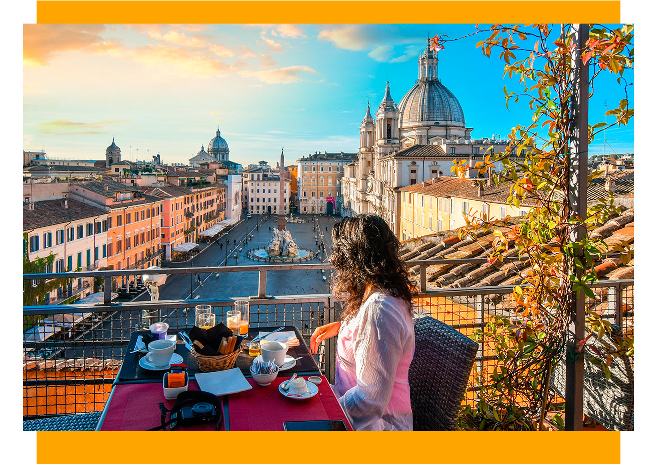 Рим (Італія) Крейзі Лама