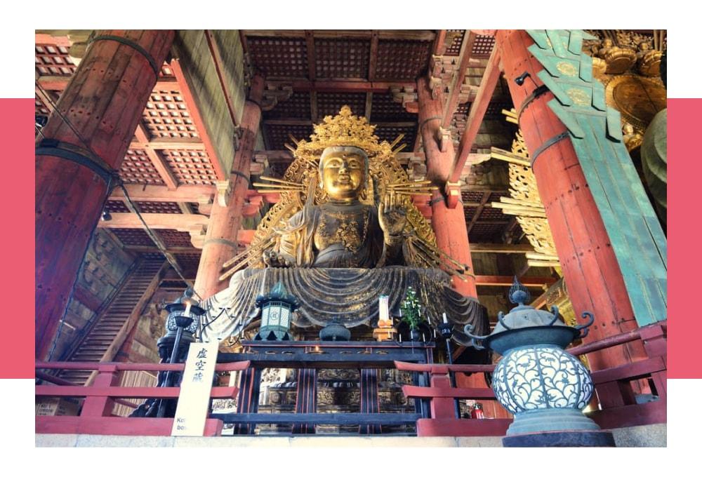 Храм Тодай-дзи. Crazy Llama